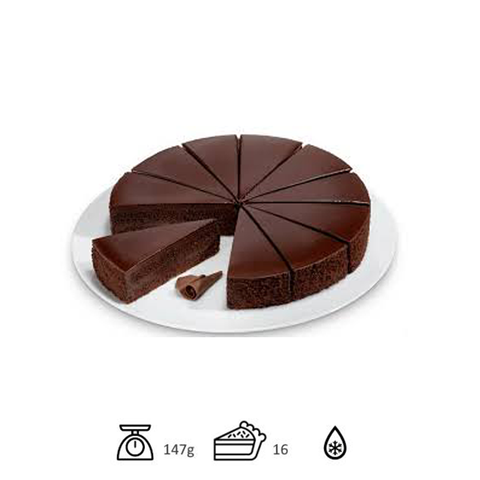 BINDI - CAKE CHOCOLATE FONDANT 2.35KG / 16 PORTIONS - FERRARI SINGAPORE