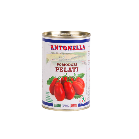 ANTONELLA - TOMATO WHOLE PEELED 400G - FERRARI SINGAPORE