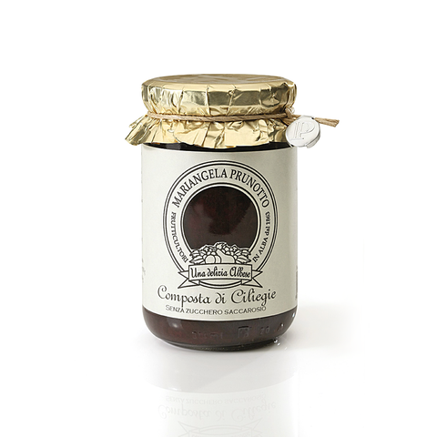PRUNOTTO - COMPOTE CHERRIES 345G (NO ADDED SUGAR) - FERRARI SINGAPORE