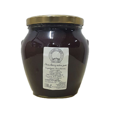 PRUNOTTO - JAM EXTRA STRAWBERRY 1.1KG - FERRARI SINGAPORE