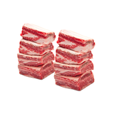 BEEF US GRAINFED - IOWA PREMIUM CHOICE SHORT RIBS (1.2-1.5KG)  PRICE PER KG - FERRARI SINGAPORE