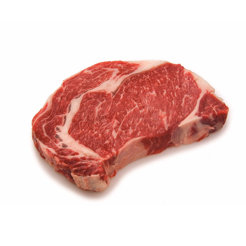 BEEF US GRAINFED - DOUBLE R RANCH CHOICE RIBEYE BONELESS 900G (2 STEAKS x 450G) - FERRARI SINGAPORE