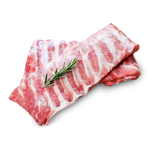 PORK US - NIMAN RANCH PRIME RIBS ST. LOUIS STYLE BONE-IN 1KG - FERRARI SINGAPORE