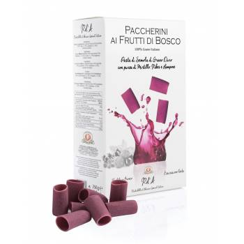 RUSTICHELLA - PASTA PACCHERINI FRUIT WILDFRUITS 250G - FERRARI SINGAPORE