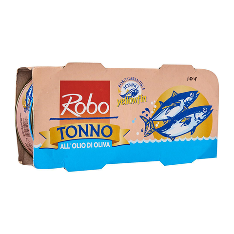 ROBO - TUNA YELLOW FIN IN OLIVE OIL 515G - FERRARI SINGAPORE