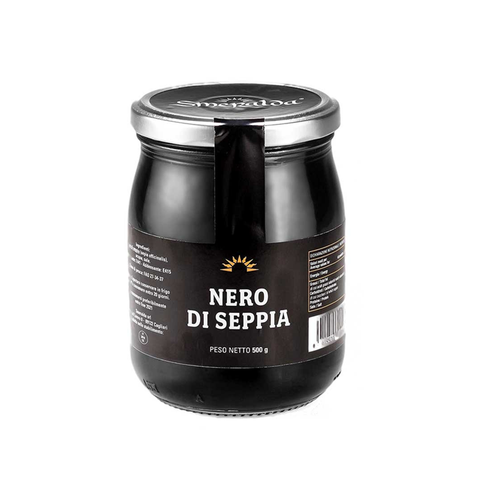 SMERALDA - BLACK SQUID INK 500G - FERRARI SINGAPORE
