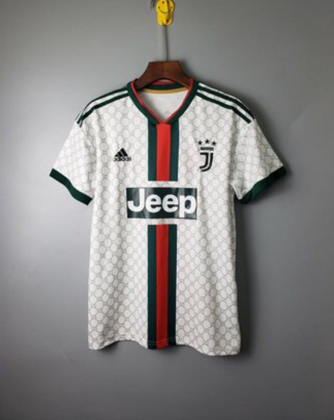 Juventus X Gucci The Jersey Market Place