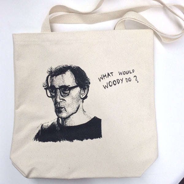 What Would Woody Do? The Tote.