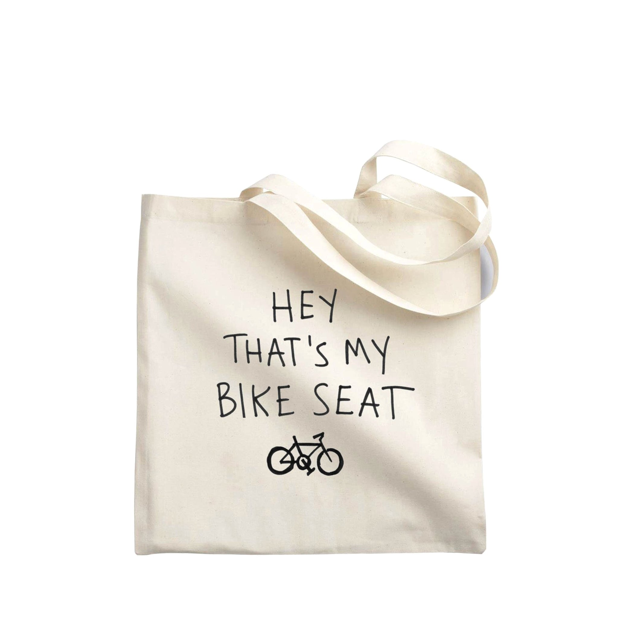 Bike Seat. The Tote.