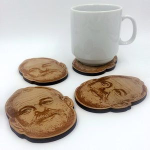 I Heart Bill Murray Coasters