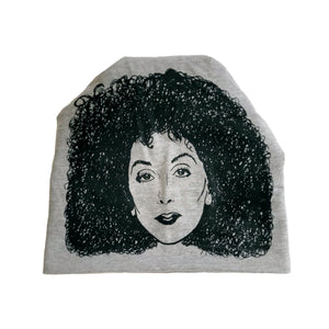 Instant Disguise Beanie. Cher.