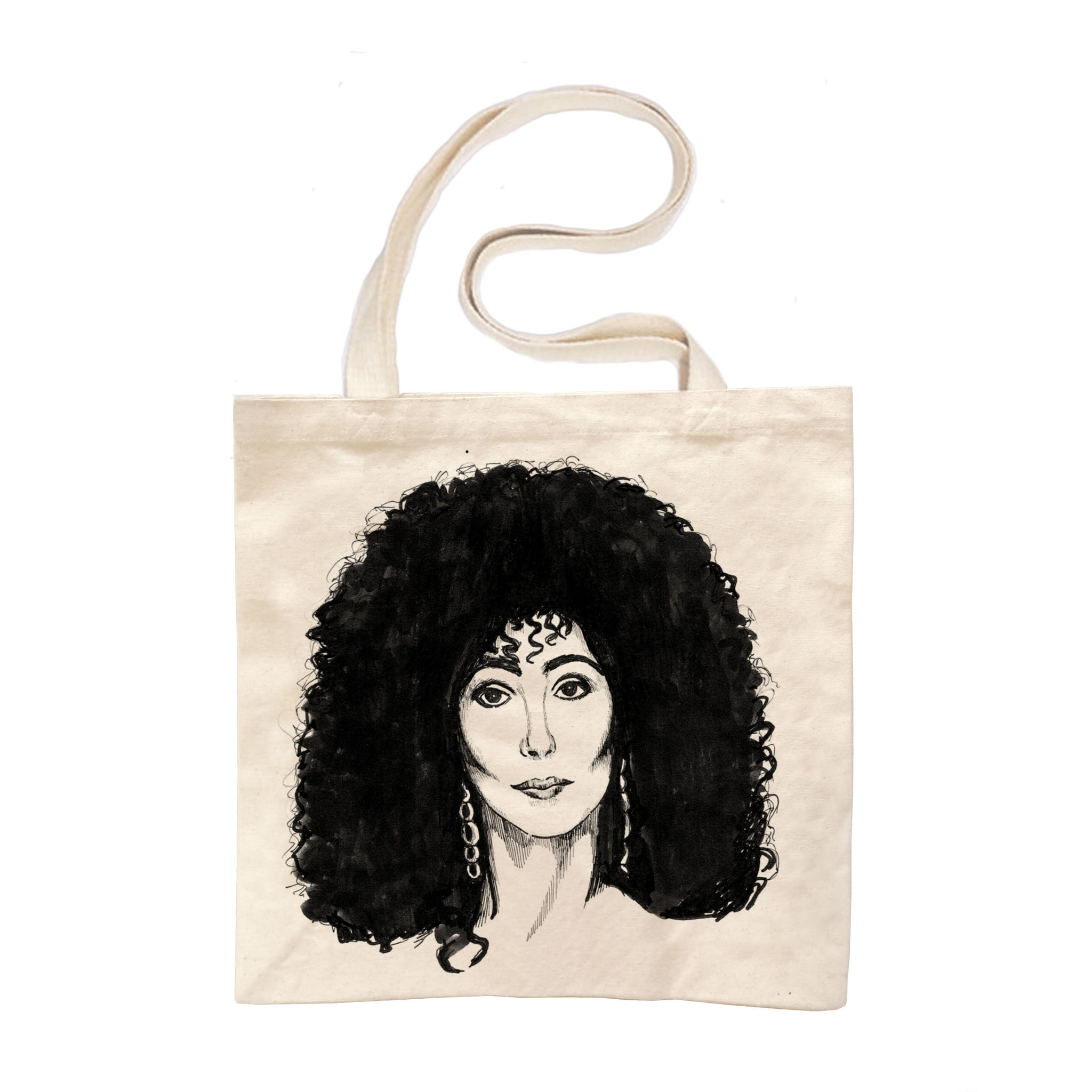 Cher. The Large Tote.