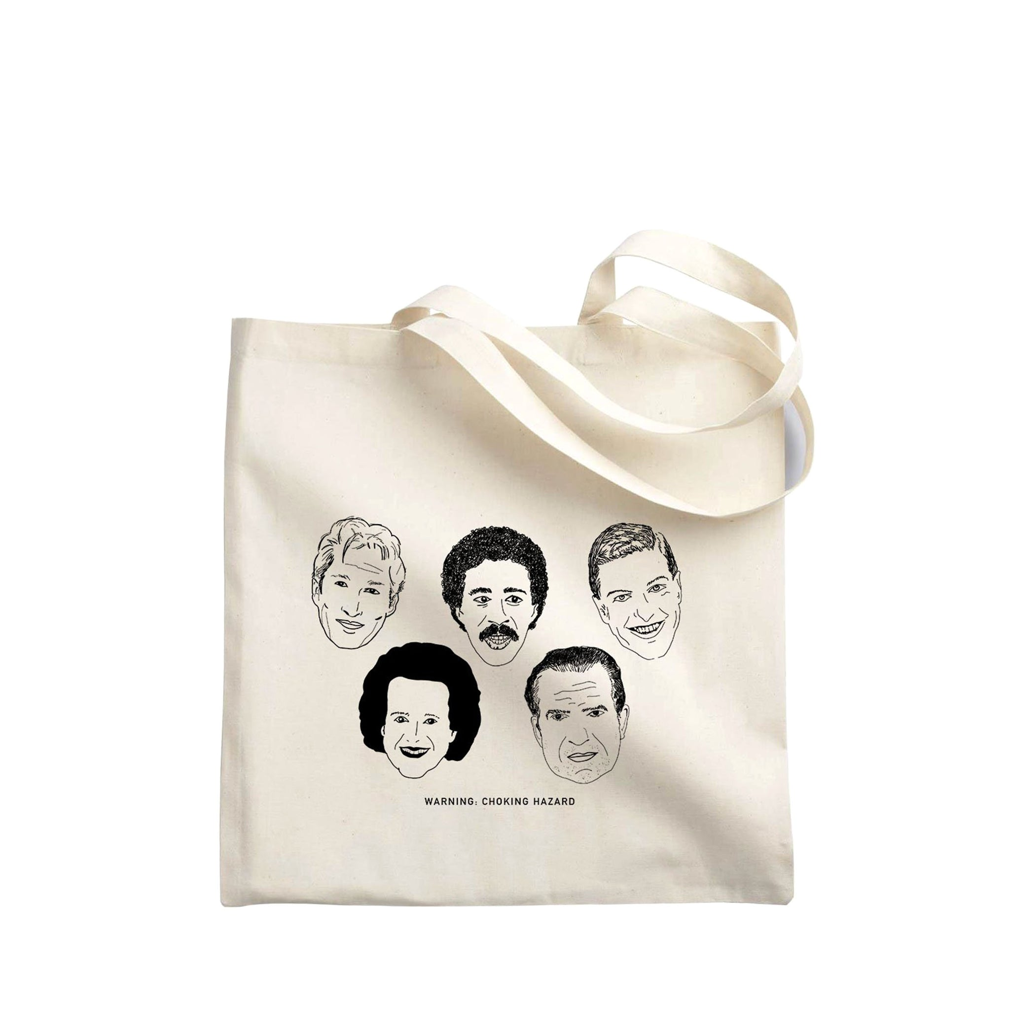 Bag Of Richards. The Tote