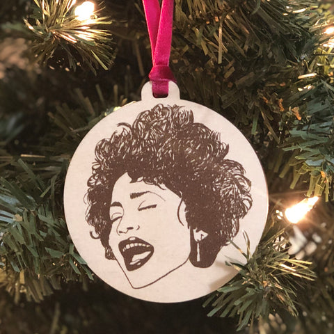 Whitney Holiday Ornament