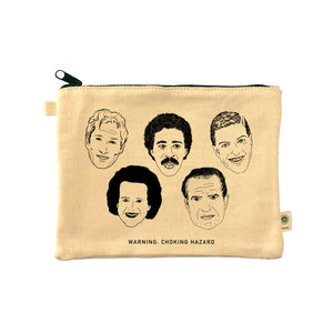 Bag Of Richards. Tote Pouch.