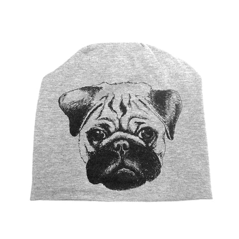Instant Disguise Beanie. Pug.
