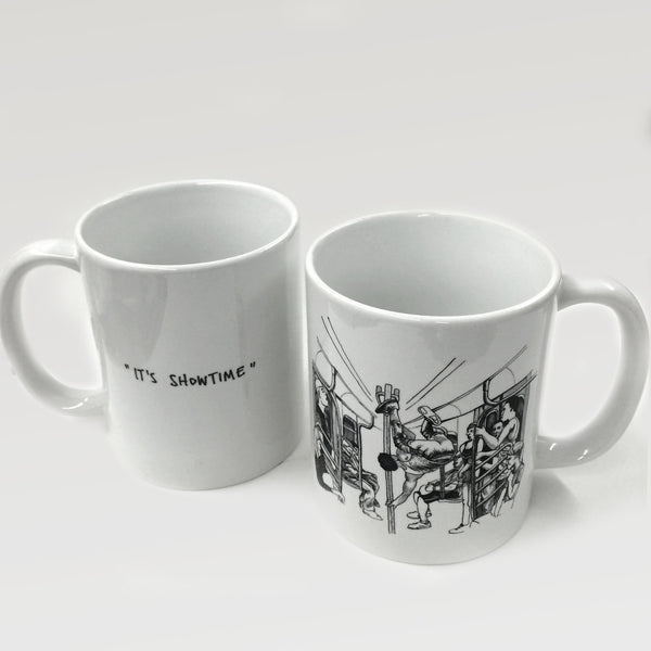 It's Showtime Mug