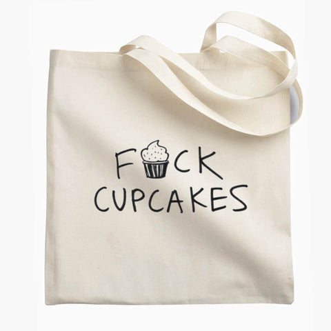 Cupcakes. The Tote.