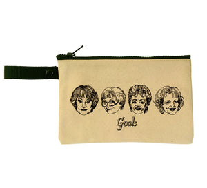 Golden Girls. Tote Pocket.