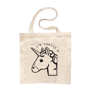 Unicorn. The Large Tote