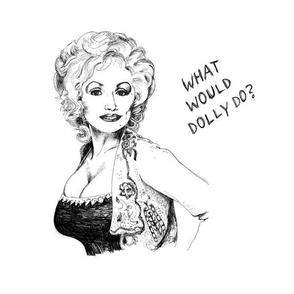 What Would Dolly Do? Unisex V.