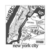 NYC Map. The Crew.