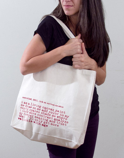 Untitled. The Tote.