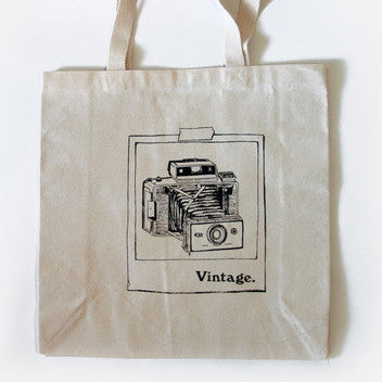 Vintage. The Tote.