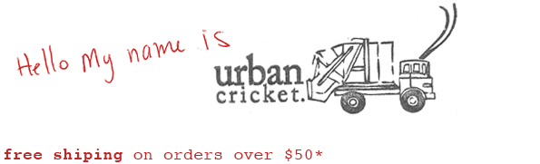 Urban Cricket.
