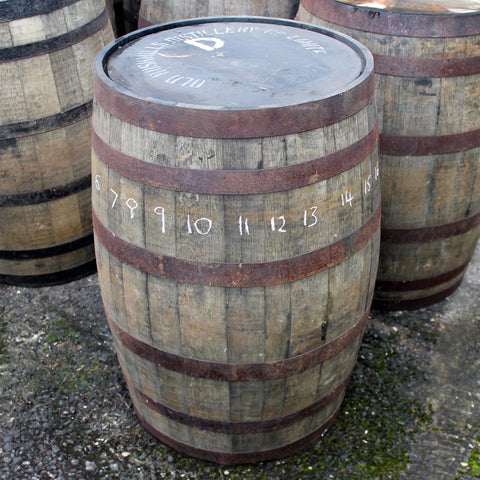 Bushmills Barrel #1, Staves 11+