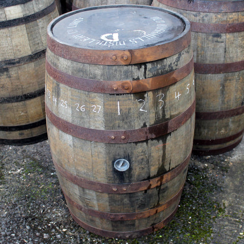 Bushmills Barrel #1, Staves 1+