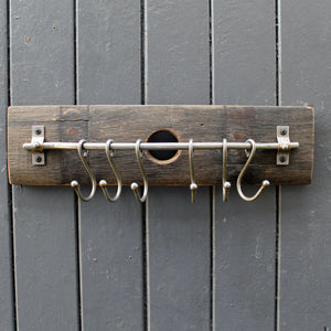 Sliding Hook Rail