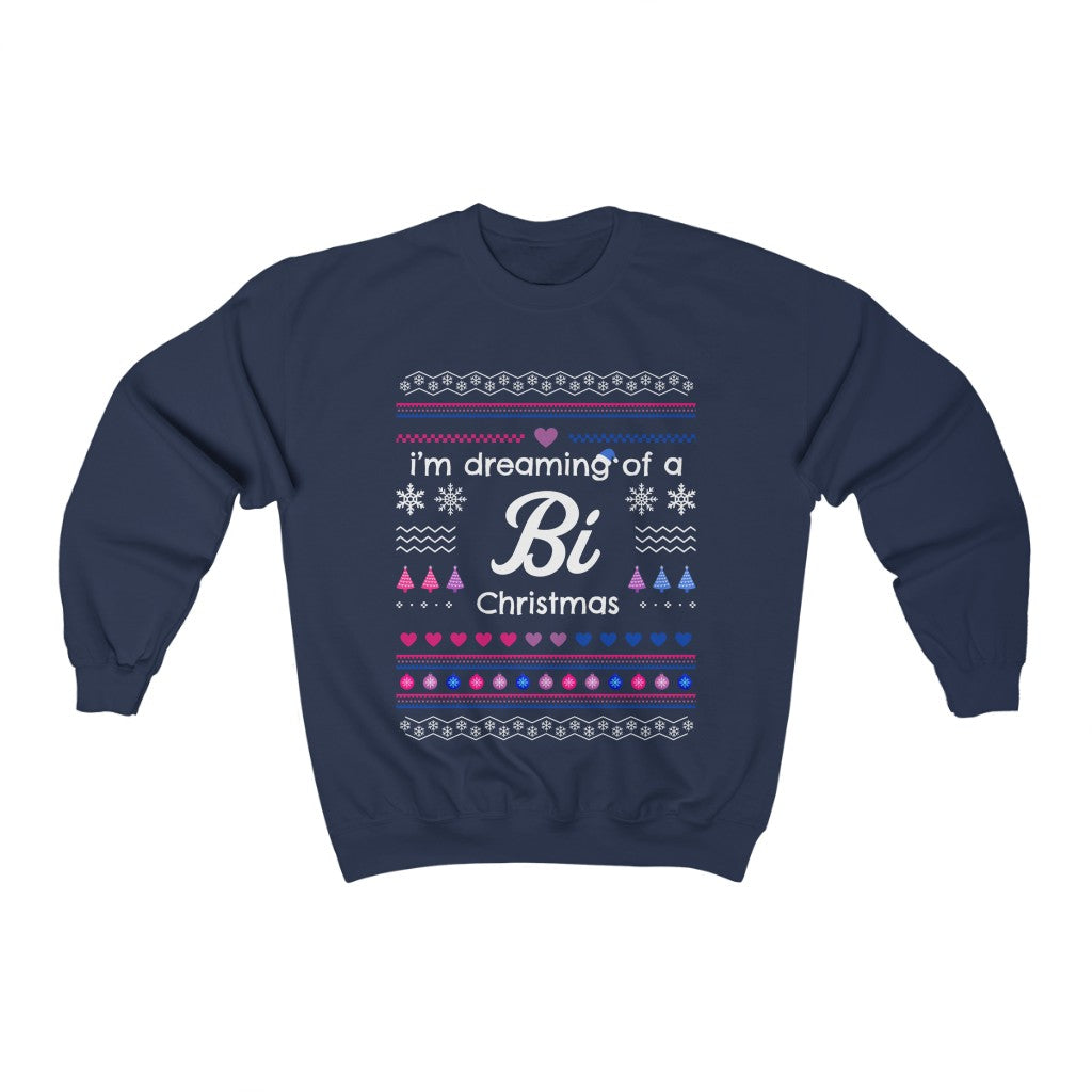 Dreaming of a Bi Christmas Jumper