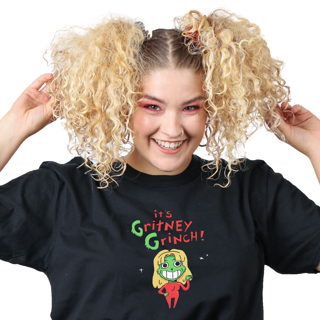 It's Gritney Grinch T-Shirt