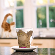 Load image into Gallery viewer, Lesbian Cat Mug