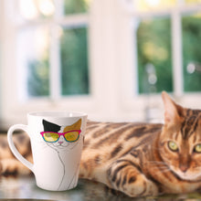 Load image into Gallery viewer, Pansexual Cat Mug