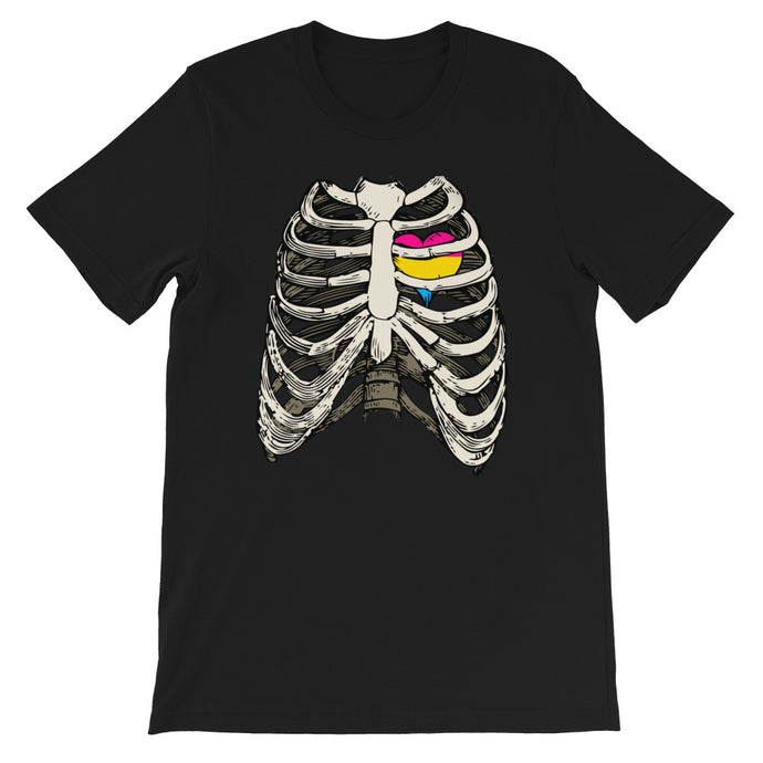 Pansexual Proud at Heart T-Shirt