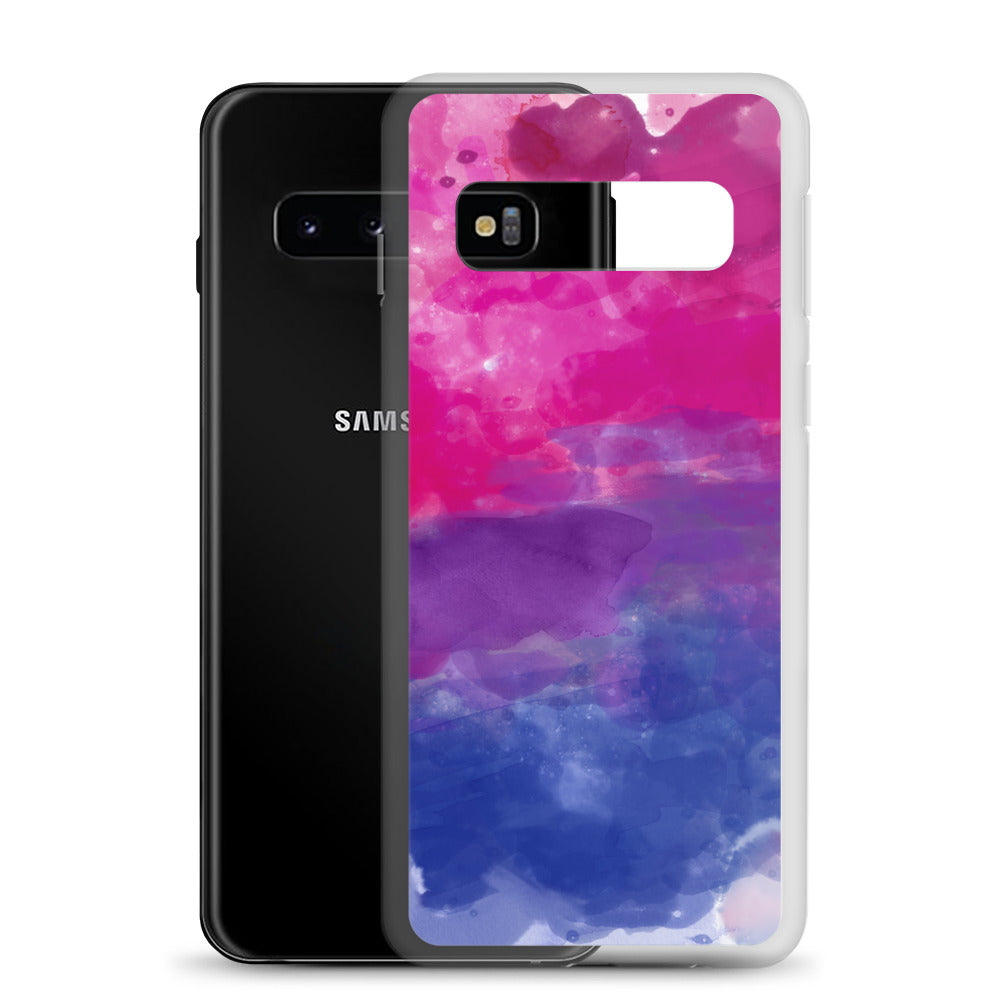 Bisexual Watercolour Samsung Case