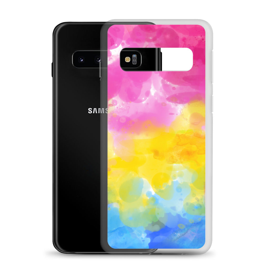 Pansexual Watercolour Samsung Case