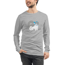Load image into Gallery viewer, Trans Cat Long Sleeved T-Shirt