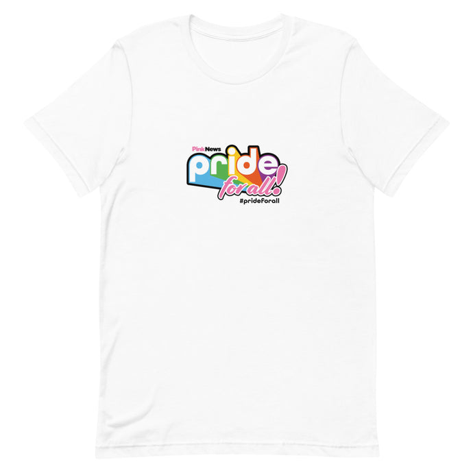 Pride for All T-Shirt
