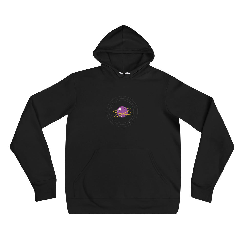 Non-Binary Planet Hoodie
