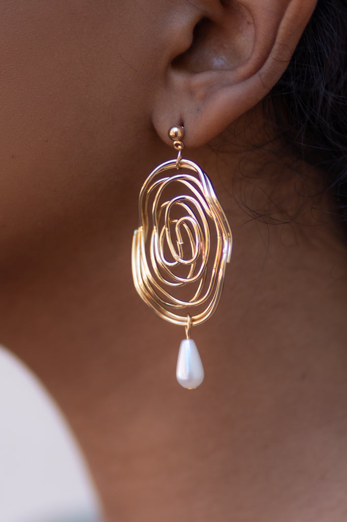 Zamali Earrings