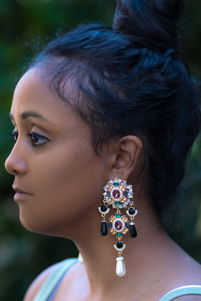 Queendom Earrings