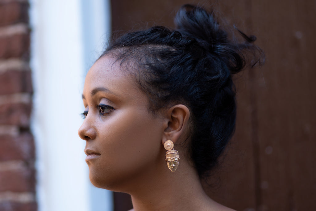 Deeply Rooted Earrings