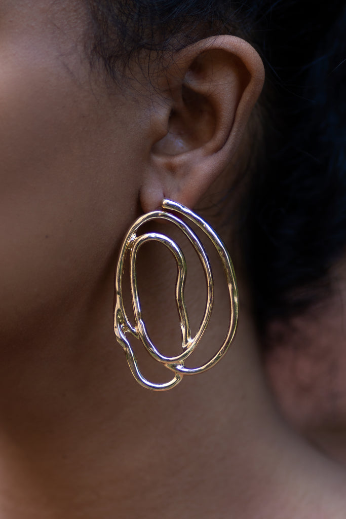 Coming Full Circle Earrings