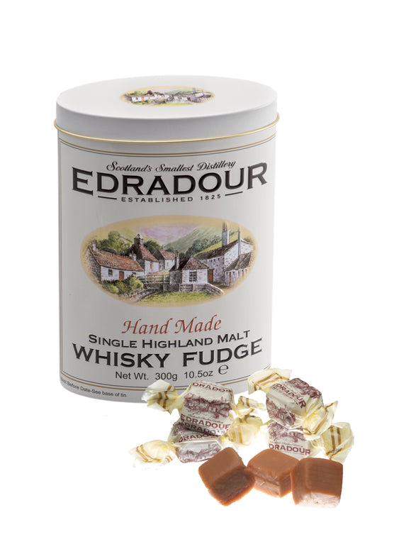Traditional Fudge with Edradour whiskey