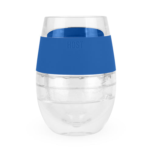 Wine FREEZE™ Cooling Cup in Blue