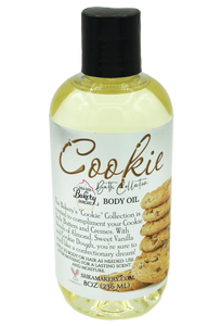 Cookie Scented Body Oil