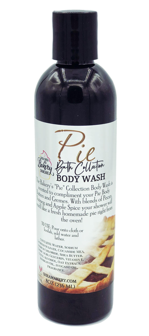 Pie Scented Body Wash